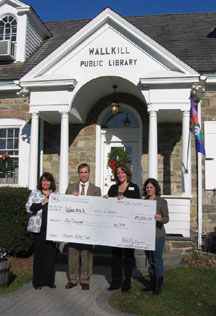 Wallkill_Library-Disaster_Relief