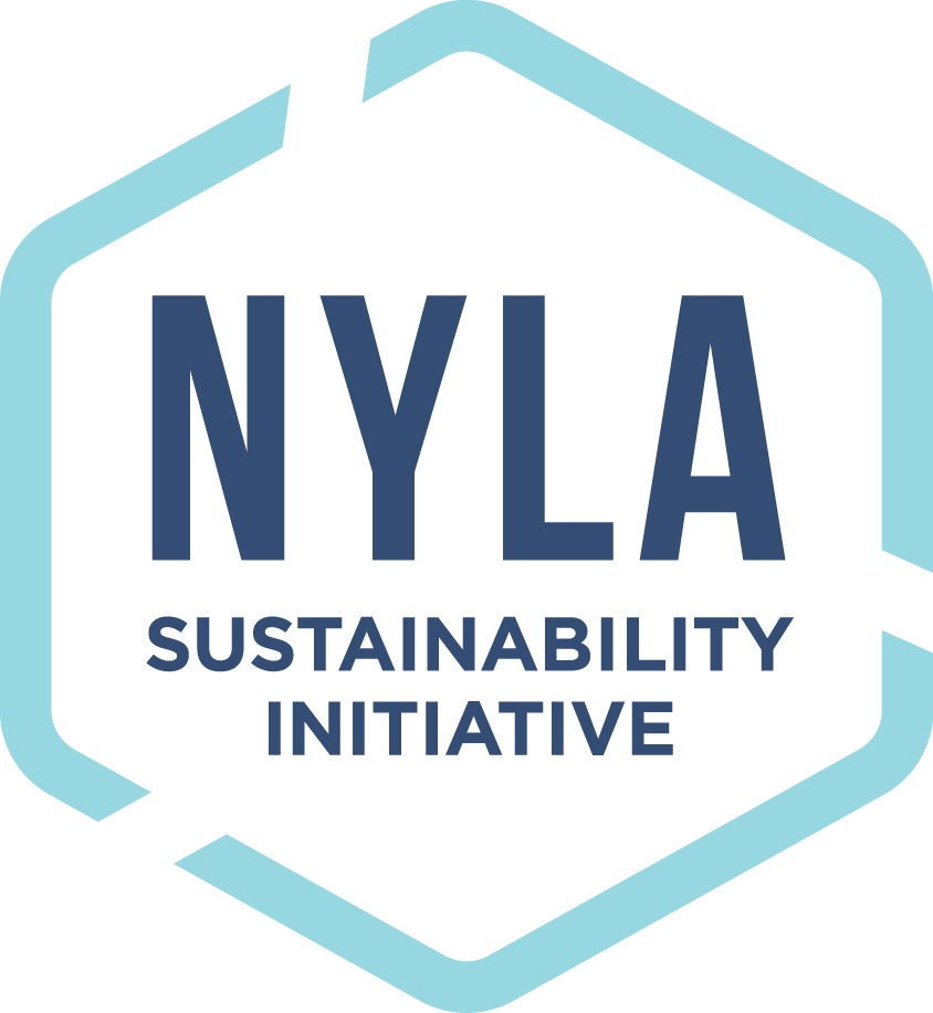 NYLA Sustainability Initiative Logo