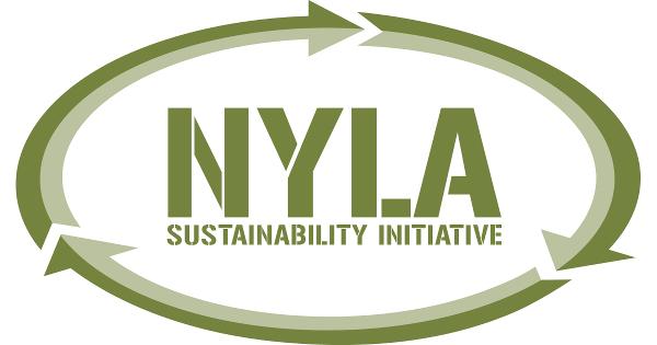 NYLA Sustainability Initiative Logo