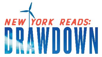 New York Reads Drawdown Logo with windmill