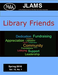 Library Friends Issue